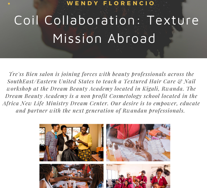 Coil Collaboration: Texture Mission Abroad