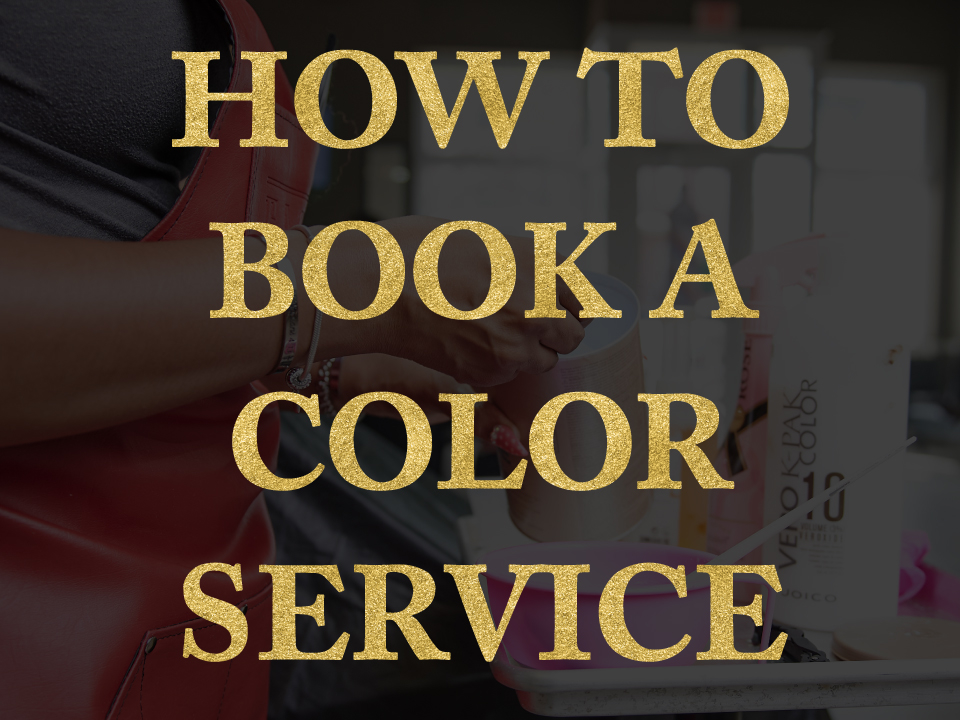 Color Appointments